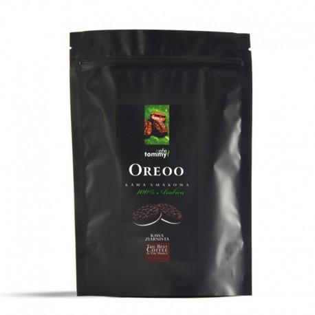 Tommy Cafe Oreo - 250g - kawa smakowa ziarnista