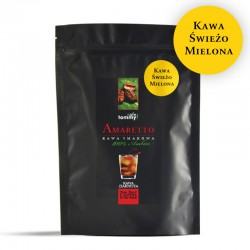 Tommy Cafe Amaretto - 250g - kawa smakowa mielona
