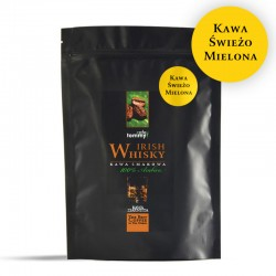 Tommy Cafe Irish Whisky - 250g - kawa smakowa mielona