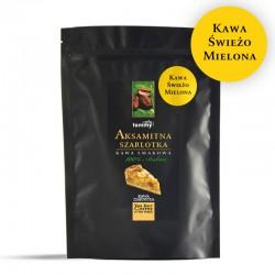 Tommy Cafe - Aksamitna Szarlotka - 250g - kawa mielona