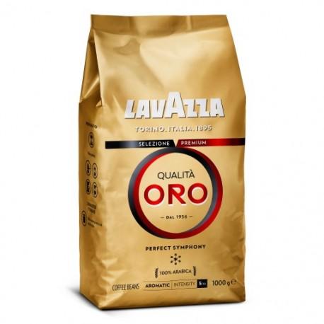 Lavazza Qualita Oro - 1kg - kawa ziarnista