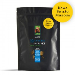 Tommy Cafe - Kolumbia Excelso - 250g - kawa mielona