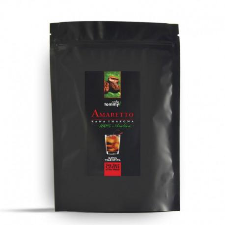 Tommy Cafe Amaretto - 250g - kawa smakowa ziarnista