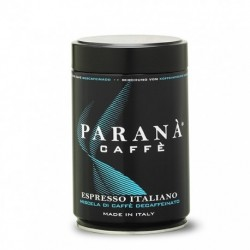 Kawa PARANÀ Espresso Italiano - 250g - kawa mielona bezkofeinowa