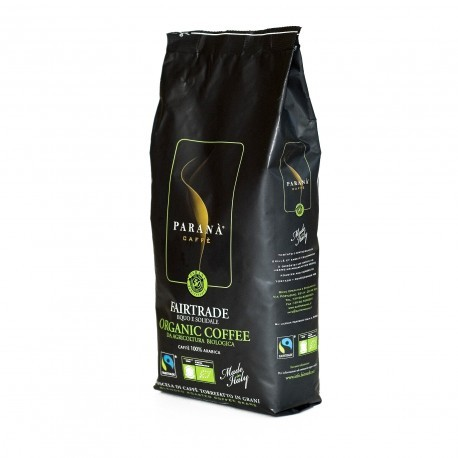 Kawa PARANÀ FAIRTRADE Organic Coffee - 1kg - kawa ziarnista
