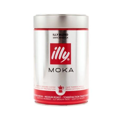 Illy - Moka - 250g - kawa mielona