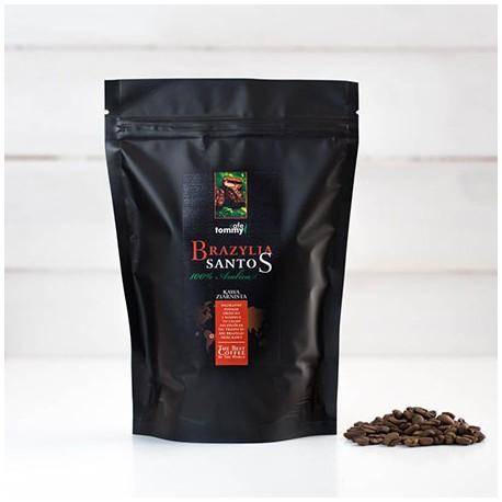 Tommy Cafe - Brazylia Santos 17/18 - 250g - kawa ziarnista