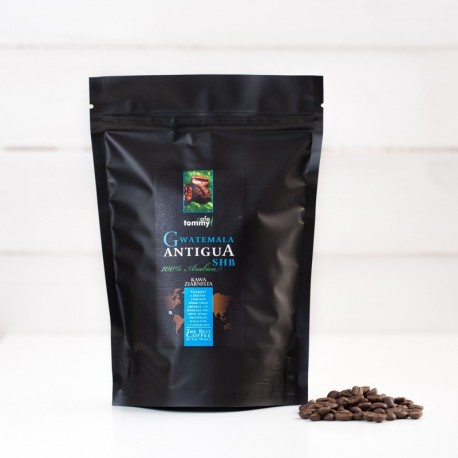 Tommy Cafe - Gwatemala Antigua SHB - 500g - kawa ziarnista