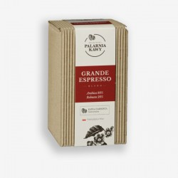 Krakowska Palarnia Kawy Grande Espresso - 250g - kawa ziarnista