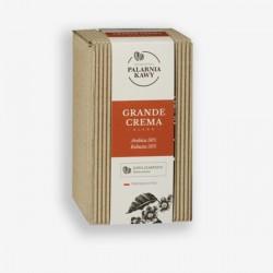 Krakowska Palarnia Kawy Grande Crema - 250g - kawa ziarnista