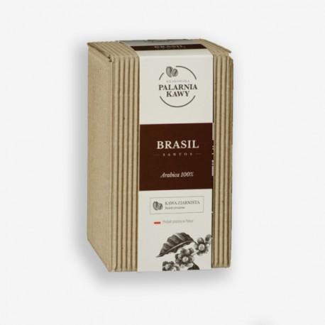 Krakowska Palarnia Kawy Brasil Santos - 250g - kawa ziarnista