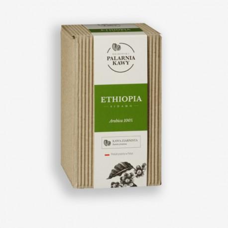Krakowska Palarnia Kawy Sidamo Ethiopia - 250g - kawa mielona