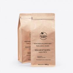 Krakowska Palarnia Kawy Sidamo Ethiopia - 1kg - kawa mielona