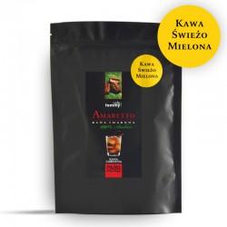 Tommy Cafe Amaretto - 1kg - kawa smakowa mielona