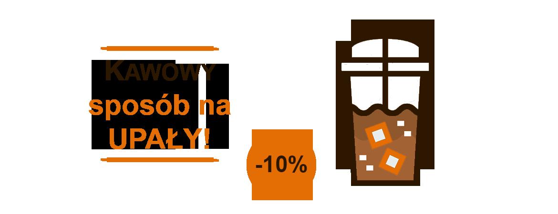 Topimy ceny - 10% - kawy i herbaty od Tommy Cafe